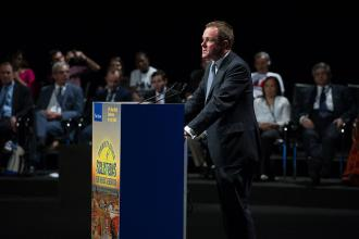 """45th Union World Conference on Lung Health, Barcelona, Spain."""